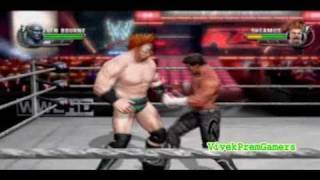 WWE All Stars Evan Bourne CAW With Formula + Gameplay
