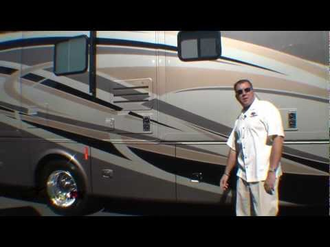 2013 34-foot Allegro Class-A Motor Home by Tiffin