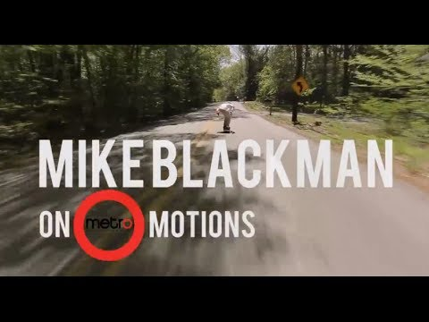 Mike Blackman on Metro Motions