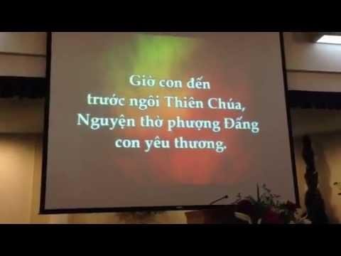 Giờ con đến trước ngôi -Thánh ca Tin Lành- Karaoke