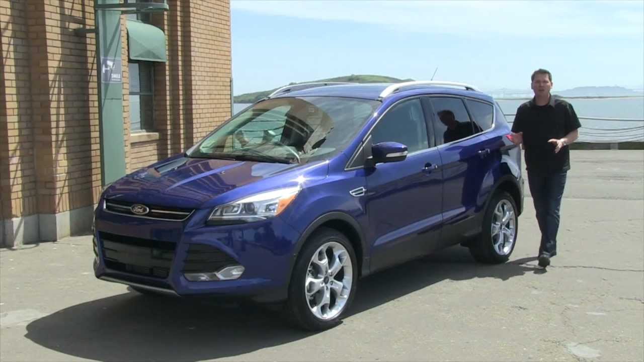2013 ford escape review youtube. Cars Review. Best American Auto & Cars Review