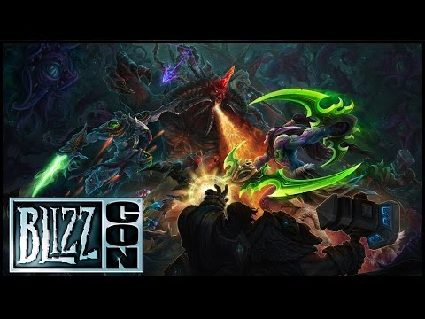 Blizzcon Bericht Video 2016 - Hearthstone, Diablo 3 & World of Warcraft Legion