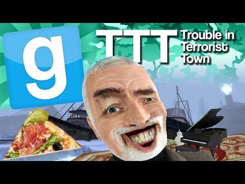 GMod TTT - Finest Italian Porno (Garry's Mod Trouble In Terrorist Town)