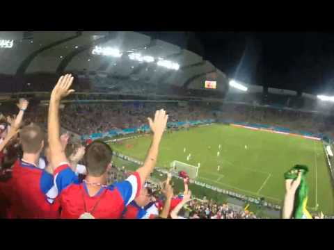 John Brooks Game Winning Goal (2-1) vs. Ghana!! In stadium GoPro w/fan reaction!