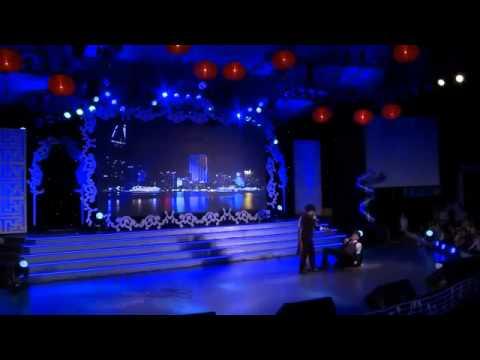 Live show Hoàng Châu Bến Bạch Đằng Trấn Thành - Lý Hải