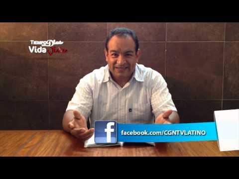 Tiempo con Dios Domingo 14 Julio 2013, Pastor Jorge Guzmán