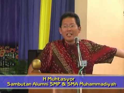 REUNI SMP - SMA MUHAMMADIYAH KUDUS 80-83 Part 2/5