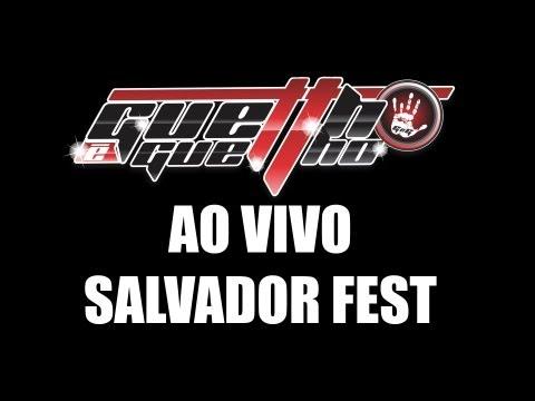 DVD Guetto é Guetto Salvador Fest Oficial