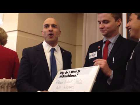 Neel Kashkari posts to Instagram