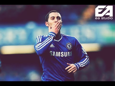 Eden Hazard - Best moments, Goals & Skills | Season 2013/14