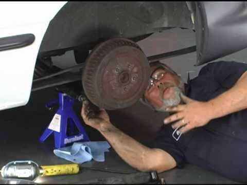 Replacing Rear Shocks - AutoZone Car Care