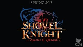Shovel Knight - Specter of Torment Trailer