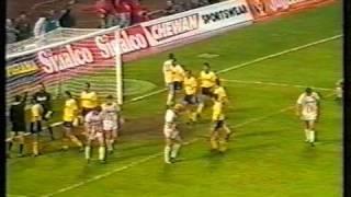 18/04/1990 - Semifinale di Coppa UEFA, gara di ritorno - Colonia-Juventus 0-0 (andata 2-3)