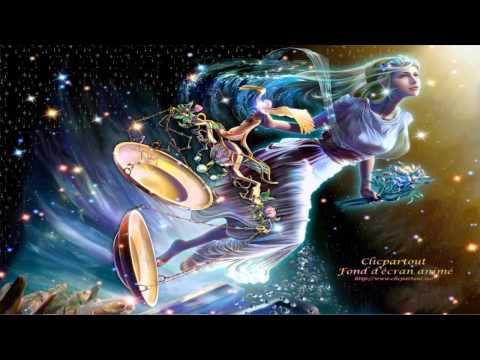 Fond écran animé zodiac balance Clicpartout