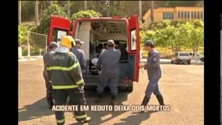 Acidente na BR-262 deixa dois mortos