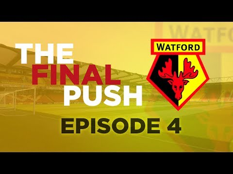 FM14 - The Final Push - Ep.4 Tinkering Tactics | Football Manager 2014