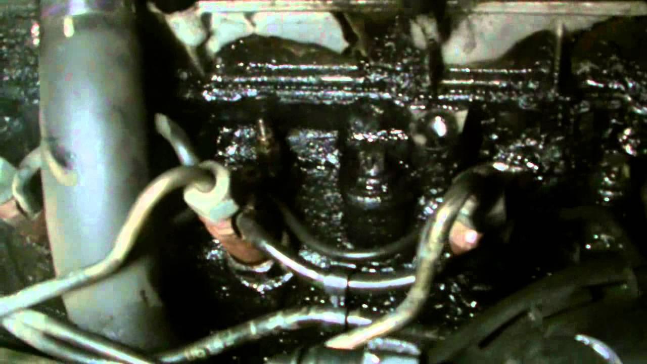 Peugeot Expert Glow Plug Removal 1 9 Diesel Youtube