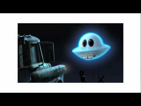 Cars 2- UFM-Unidentified Flying Mater 2