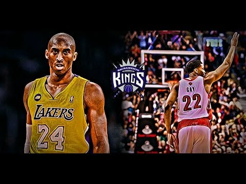 NBA - Rudy Gay Traded to Kings | Kobe Bryant Returns Against The Raptors!