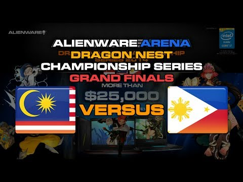 Alienware Arena C.Series 2014 - FINALS Philippines vs Malaysia (3v3) Match D ~ !