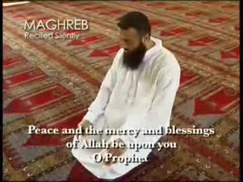 Namaz  Step by Step Guide to Prayer 6 7 Maghreb