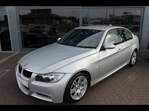 bmw 320d m sport 2007 3 series review road test test drive youtube. Black Bedroom Furniture Sets. Home Design Ideas