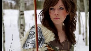 Lindsey Stirling & Peter Hollens - Skyrim