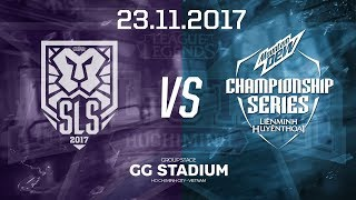 [23.11.2017] Singapore vs Vietnam [Group Stage][AllStar 2017]