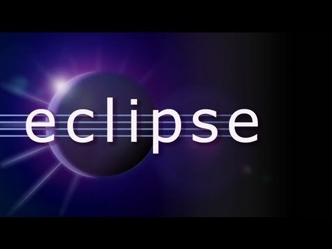 Java Programming Tutorial - 2 - Downloading Eclipse IDE - YouTube