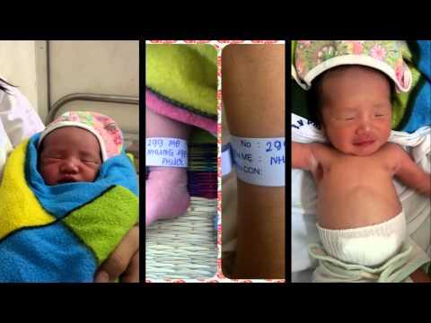 Hình ảnh hai ngày đầu mới sinh của Sóc