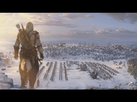 Assassin's Creed III - Трейлер