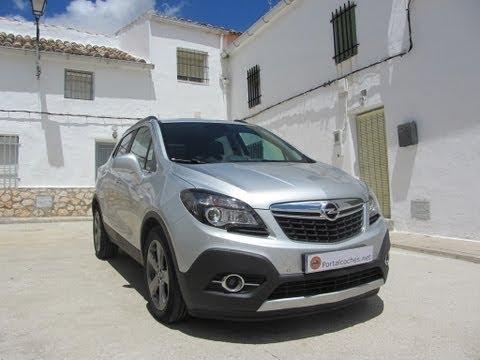 Opel Mokka. Prueba Portalcoches.net