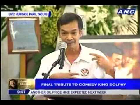 BROD PETE'S EULOGY FOR DOLPHY