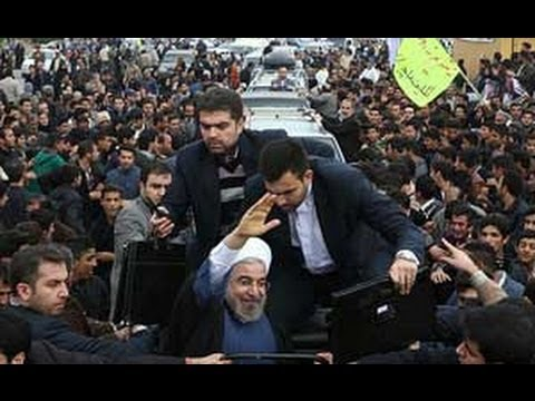 Ahmadinejad Syle in visit of Hassan Rohani to Khouzestan