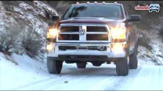 Feel The Power? 2010 Dodge Power Wagon Full Test