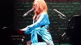 Tori Amos - Wicked Game/Blue Jeans (Lana del Rey & Chris Isaak cover) HD @ Beacon Theatre 2014