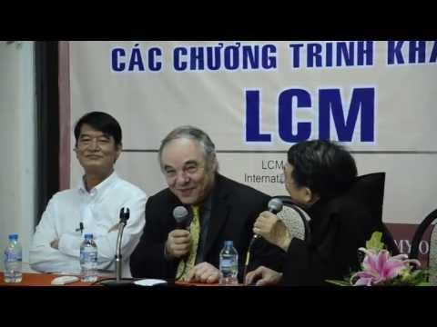 Hội Thảo Âm Nhạc Phan Sinh và LCM