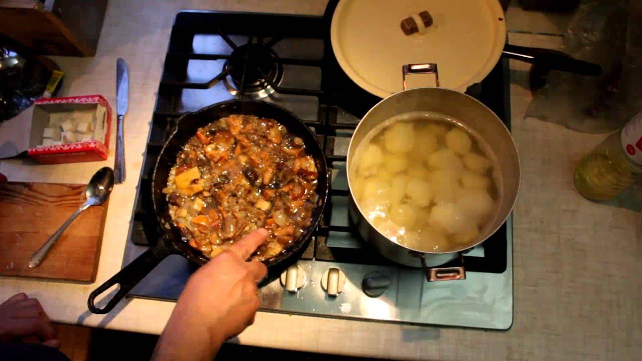 Как правильно сделать начинку из картофеля