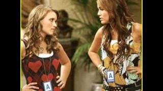Miley Cyrus & Emily Osment True Friend