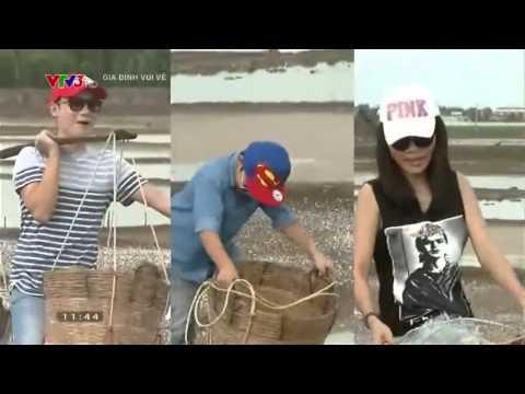 Gia đình vui vẻ - VTV3 - Gia đình ca sĩ Hoàng Bách (phần 1)