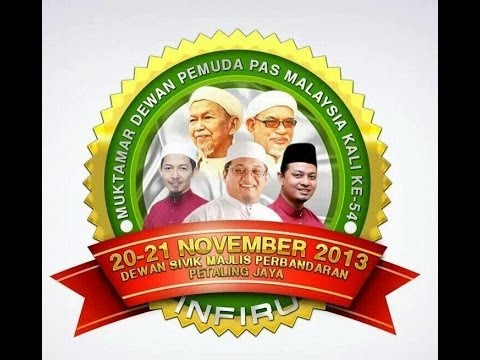 Perasmian Muktamar Dewan Pemuda Pas Malaysia