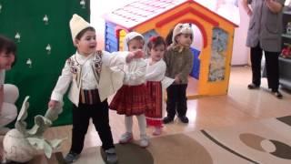 "Празник за Баба Марта в ОДЗ №3 ""Звънче"" гр. Бургас в детската ясла"