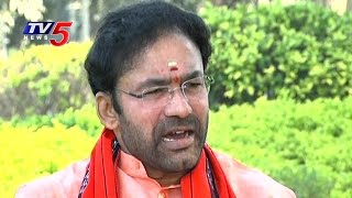 BJP Leader Kishan Reddy Interview