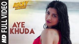 aye khuda video song, rocky handsome movie, John Abraham, Shruti Haasan