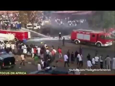 Nigeria bombs: Seventy killed in Abuja bus station blasts