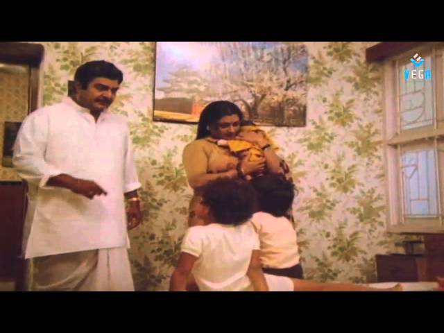 Magadheerudu Movie - Satyanarayana Emotional Scene