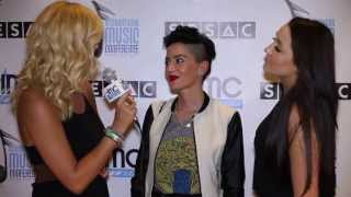 The IMC NYC Promo Launch Red Carpet Interviews
