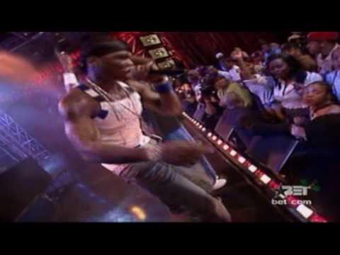 50 Cent & G Unit - Wanksta (live)