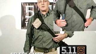 ULTIMATE CONCEALED WEAPON BAG!! By 5.11 Tactical
