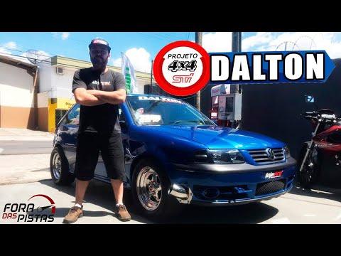 Detalhes do PROJETO 4X4 de Dalton Performance